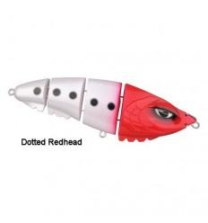 Quatro screamin' devil dotted redhead - spro