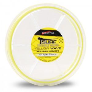 Tubertini filo t-surf yellow 1200 mt d. 0,18 mm - tubertini