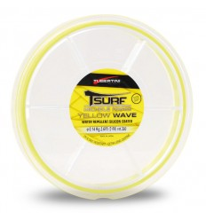 TUBERTINI FILO T-Surf Yellow 300 mt D. 0,20 mm