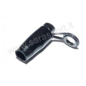 Anello scorrevole a tubetto - diametro 1.2 mm - carson