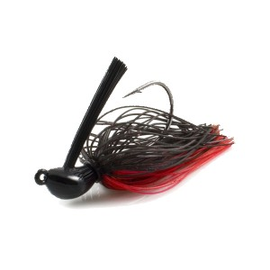 Black flagg rk machete jig 5/16 col. 254 bloody-black - black flagg