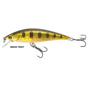 Sebile puncher floating 10 cm 14,4 gr col. brook trout - sebile