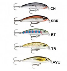 RAPALA' ULTRA LIGHT MINNOW 4 cm