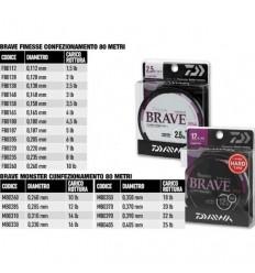 DAIWA BRAVE FINESSE 0,165 mm 4,0 lb