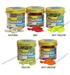 HONEY WORM HOT YELLOW