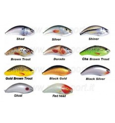 UGLY DUCKLING SINKING 5 cm colore  SHINER