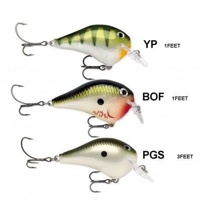 RAPALA DIVE-TO FAT SURESET