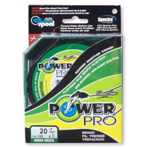 Power pro green 135 mt 0,15 mm - power pro