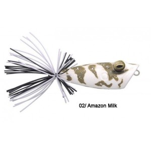 Spro ikiru hard frog col. amazon milk - spro